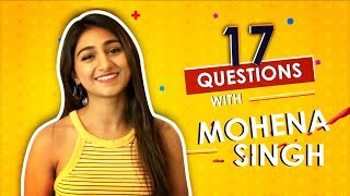 [7.45 MB] 17 Questions With Mohena Kumari Singh | India Forums