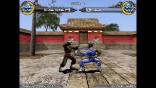 Jogo de Luta Dragon Fist 3D