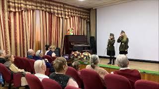 Ансамбль Комарова Анастасия  и Антюшина Антонина,  Эстрадный вокал А (7-12 лет)