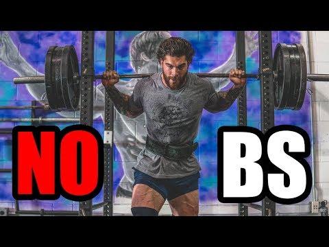 3 SQUAT TIPS: no BS tips to increase your SQUAT + Squat Program