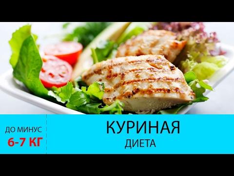 Куриная диета: диета на куриной грудке - меню и отзывы | Быстрая диета (Видеоверсия)