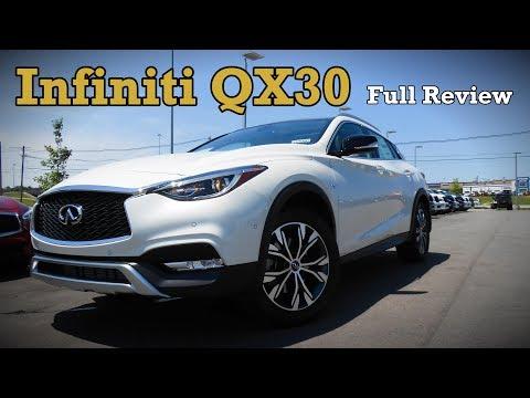 2018 Infiniti QX30: Full Review | Premium, Sport & Luxury