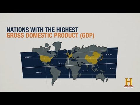 The U.S. Gross Domestic Product (GDP)