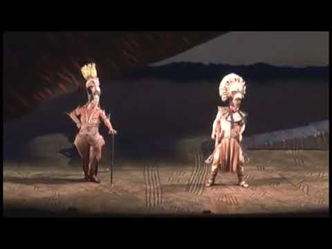 The Lion King London Musical  2013 x264