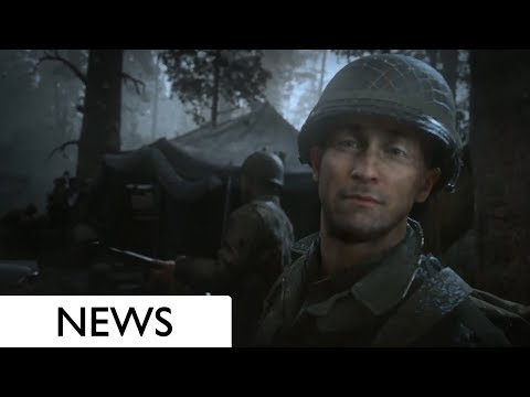 Call Of Duty: WW2 Altered In Australia Over Story Scene | CG News