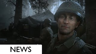 [DESCRIPTION UPDATED] Call Of Duty: WW2 Altered In Australia Over Story Scene