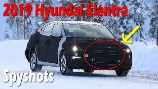 LOOK THIS!! All New 2019 Hyundai Elantra Electric Prototype The Next Generation FCEV | Furious Cars