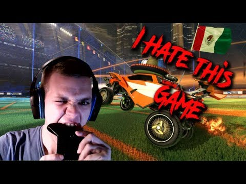 Rocket League MASTER GUIDE To Complete FAILURE- Fail/Rage #6