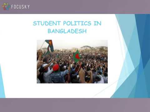 Student politics In Bangladesh problem or Possibility