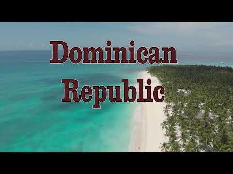 Dominican Republic 4K \ Доминикана в 4к