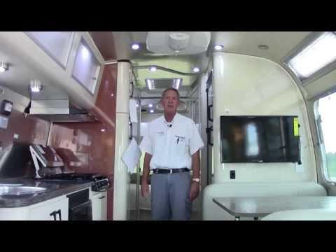 Awesome 2016 Airstream International Serenity 30W Travel Trailer Solar Powered | FunnyDog.TV