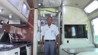 2014 Airstream International Serenity 30 Travel Trailer RV - Holiday World of Houston in Katy, Texas