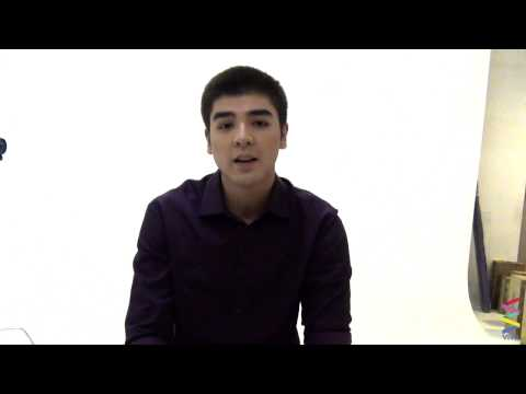 Andre Paras exclusive interview!