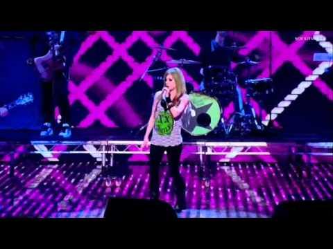 Avril Lavigne - Guest Appearance - Britain's Got Talent 2011