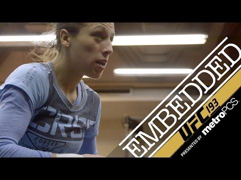 UFC 193 Embedded: Vlog Series - Episode 2