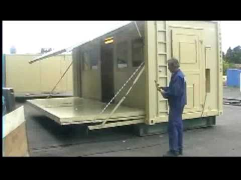 3 In 1 Foldable Shelter Deployment Youtube