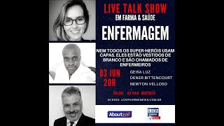 TALK SHOW - 03 JUNHO 2020 - ENFERMAGEM