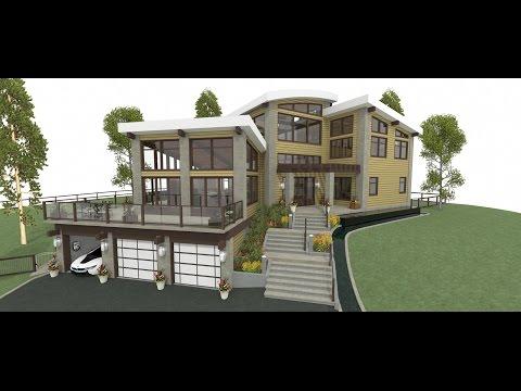 1 Main Floor Plan – Breckenridge Home Design