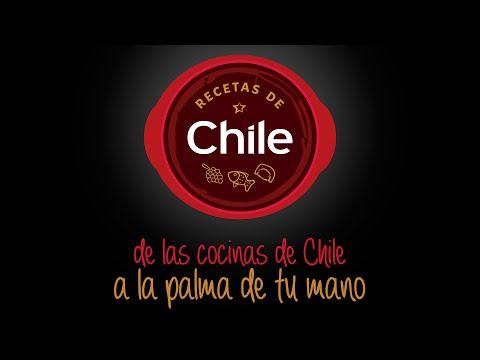 Recetas de Chile - De las cocinas de Chile a la palma de tu mano