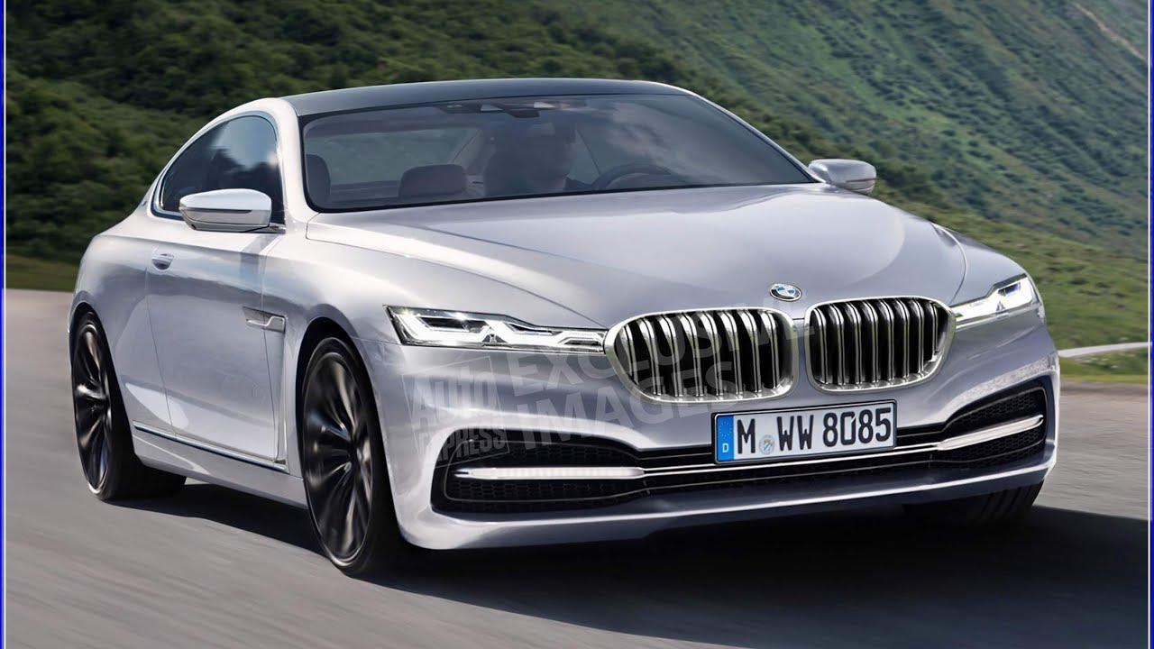 bmw 8 2019 - Новый 2019 bmw 8 series coupe интерьер экстерьер концепция