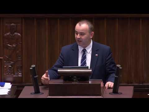 Paweł Mucha  – wystąpienie z 6 grudnia 2017 r.