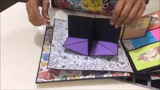 DIY Scrapbook Ideas For Friend