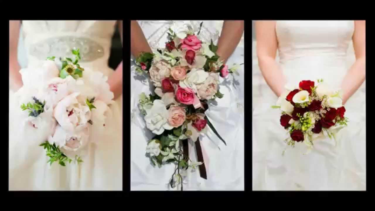 Come Fare Bouquet Sposa.Bouquet Da Sposa Originali Youtube