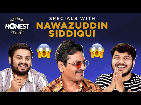 Honest Review Specials With Nawazuddin Siddiqui | Zain Anwar