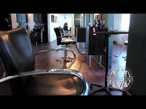 Moore Hair Design- Salt Lake City Salon Tour