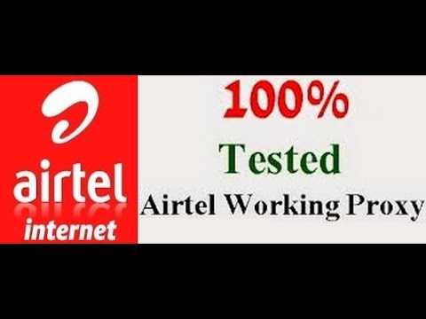Airtel free 3g/4g proxy trick 100% working tested all over india