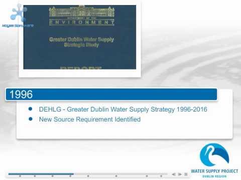 Part 1 Dublin Region Water Supply Project Presentation