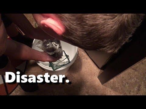 AQUARIUM FISH DISASTER! - Getting A Dwarf Gourami And Cory Catfish!