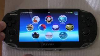 PS Vita - Destape - Funcionalidad en Español