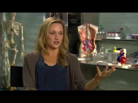 Scrubs Season 9  Behind the tasies with Kerry Bishé