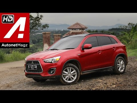Review Mitsubishi Outlander Sport Facelift 2015 Indonesia by AutonetMagz