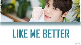 Download JAEHYUN (재현) (NCT) - I Like Me Better (Lauv Cover) (Color Coded Eng Lyrics) Mp3