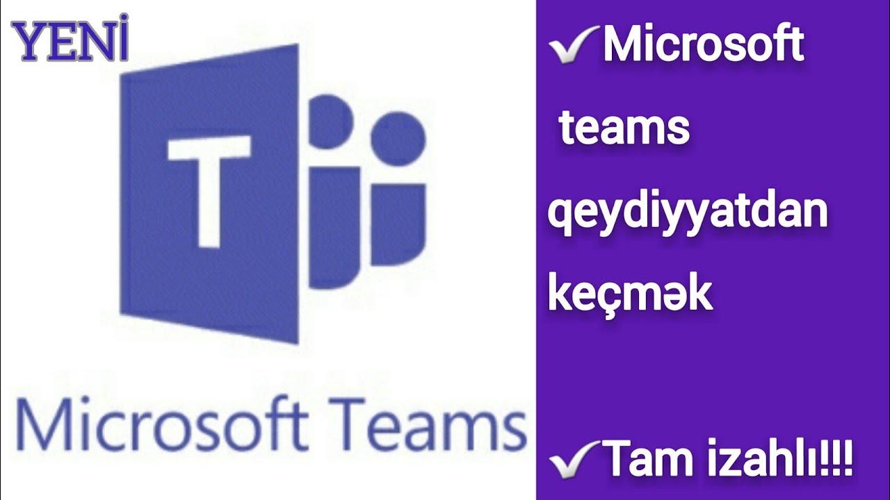 Microsoft teams proqramının telefonda istifadesi