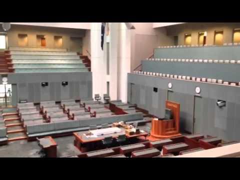 House of Representatives, Canberra, Australia