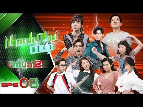 Nhanh Như Chớp - Mùa 2 | Tập 08 Full HD: ViruSs, Osad Với Tham Vọng Giành 20 Triệu Và Cái Kết