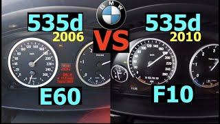 Acceleration Battle | BMW 535d…