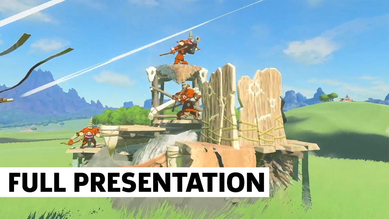Breath of the Wild 2 will be released in 2022  Watch The Legend of ...