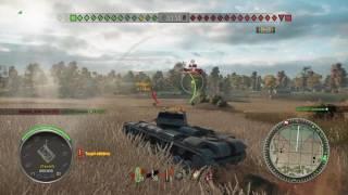 WOT ALTAY console Bogatyr armor test