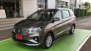 suzuki ertiga 2019 รถ 7 ที่นั่ง ราคาน่าใช้