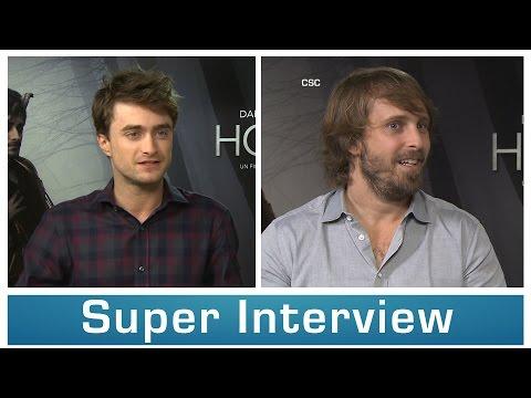 La Super  : Daniel Radcliffe & Alexandre Aja