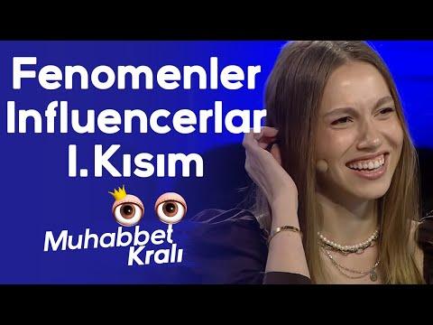 Okan Bayülgen Ile Muhabbet Kralı 1. Bölüm - 14 Haziran 2019- Sosyal Medya Fenomenleri Ve Influencer