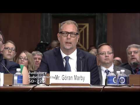 Sen. Cruz Questions ICANN's CEO & President Marby - Part 2