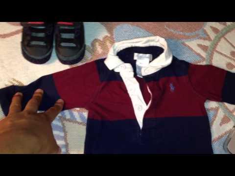 Polo Ralph Lauren Infant Clothes
