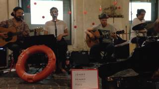 Jenny Penny Full - To from gé (live @ Senigallia)