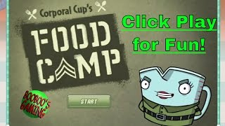 Corporal Cup&#39s Food Camp  Fizzy&#39s Lunch Lab #PBSKids Learn Recipes  Educational Games for Kids