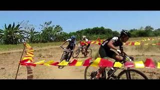 CABA, LA UNION, PHILIPPINES- Bike Caba 2018 ( Earthday 2018 )